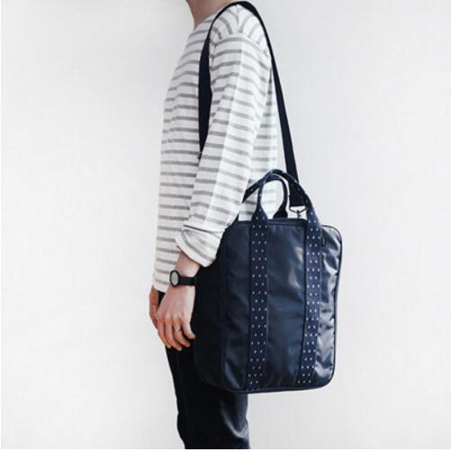 Fashion Men Portable Bag Shoulder Bags women High Quality Nylon ... ac20b163544f7
