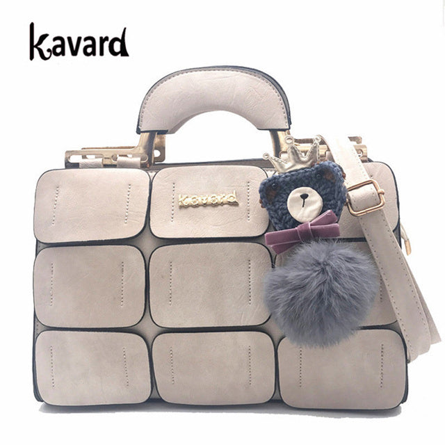 Fashion Pu leather bags luxury handbags women bags designer bags ... f50863037149f