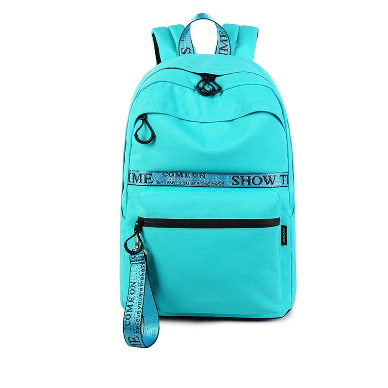 Fashion Waterproof Women Backpacks Minimalist Style Large Capacity ... c693d3ebfb