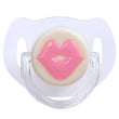 Food Grade Silicone Funny Baby Pacifiers Safe Food Grade ABS Silicone Funny Baby Nipples Baby Infant Teeth Soothers Pacifiers