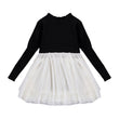 Girls Dresses Long Sleeve 2018 Brand Kids Dress for GToddler Baby Kids Girls Princess Knitting Tutu Dress Clothes Outfits  free