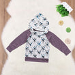 HOT! 2018 spring autumn kids cotton hoodies Boys girl fashion Cartoon sweatshirts Baby Outerwear