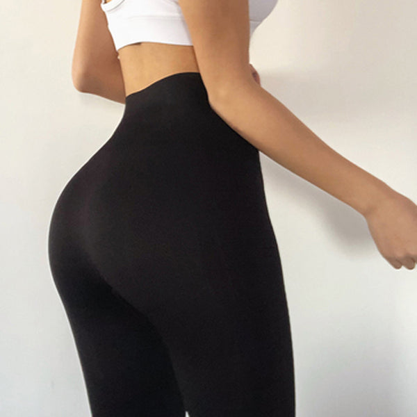 High Waist Seamless yoga legging super stretchy gym tights tummy control yoga pants women fitness push up workout sports pants