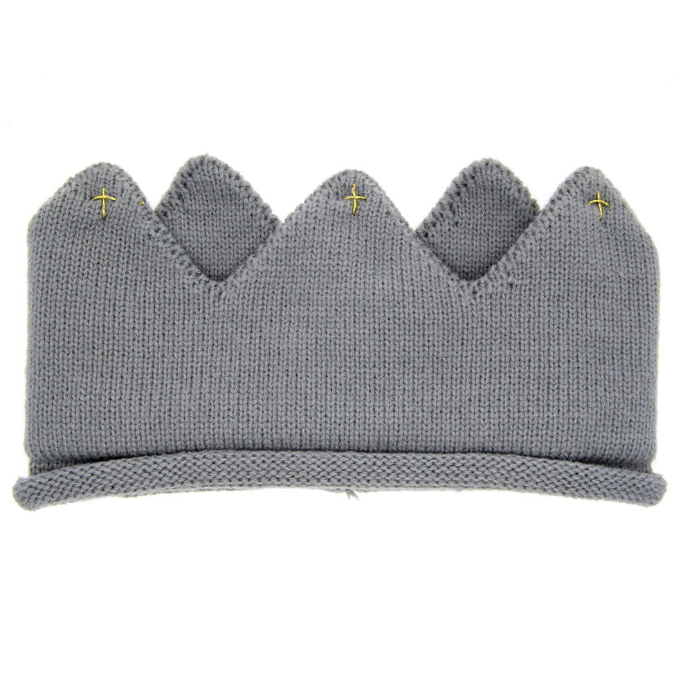 05e9c12bfee Hot and nice design Woolen Yarn Cute Baby Boys Girls Crown Knit Headband  Hathair accessories hat tiaras infantil MUQGEW BABY – Beal