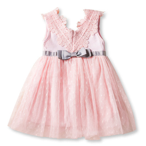 Infant Vestido Bebe Newborn Princess Flower Girl Wedding Dress For 1 2 Year Birthday Party Children Kids Clothes Girls Baptism
