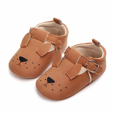 Kinds of Cartoon Animal Moccasins Baby Boy Girls Shoes Newborn Infant Toddler Soft Sole First