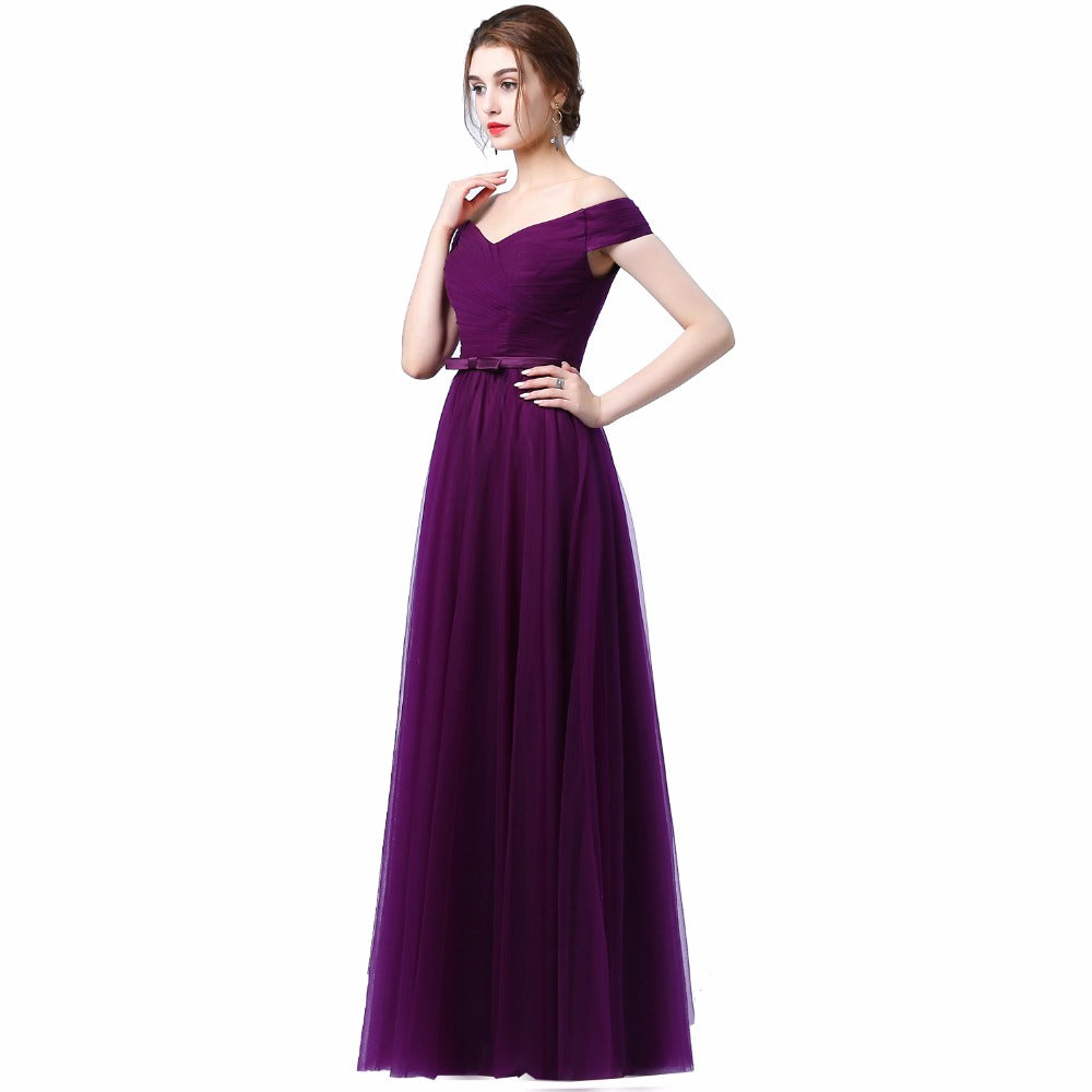 3f36868053 Ladybeauty 2018 Robe De Soiree Red wine Red Slit Short Evening Dresses  women luxury Formal Gown