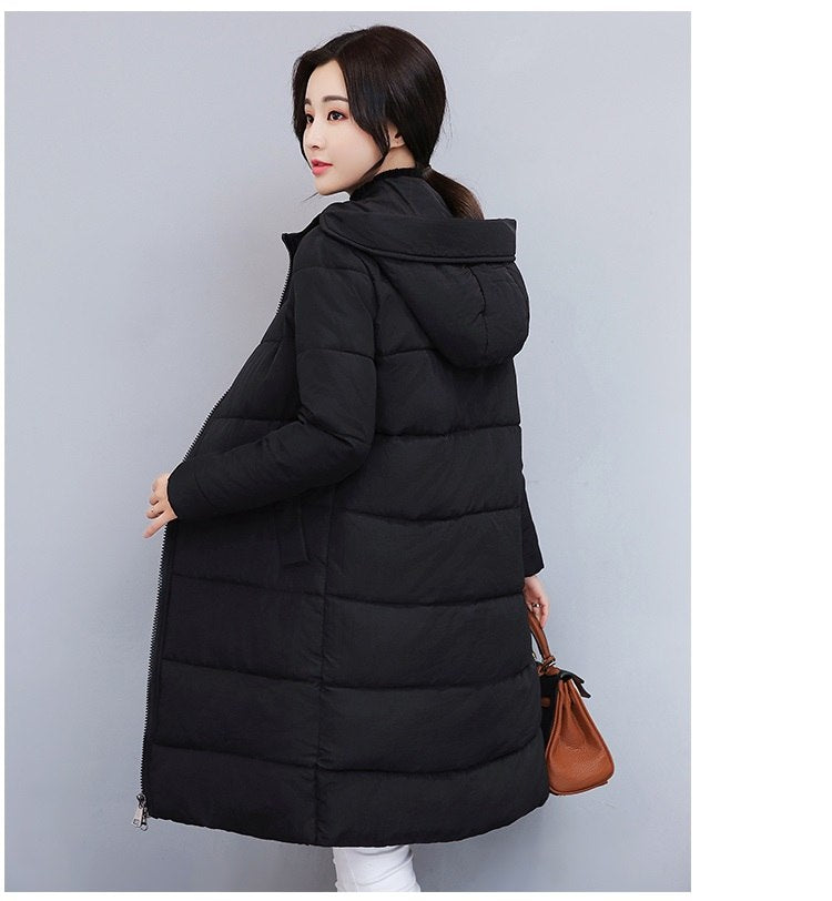 311a233fbfac Long section Winter Jackets Women Thicken Warm Down Jacket Coat 2018 ...