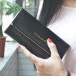 Luxury Brand Women Wallets Fashion Long Design Card Holder Female Wallet Women Hasp Candy Color