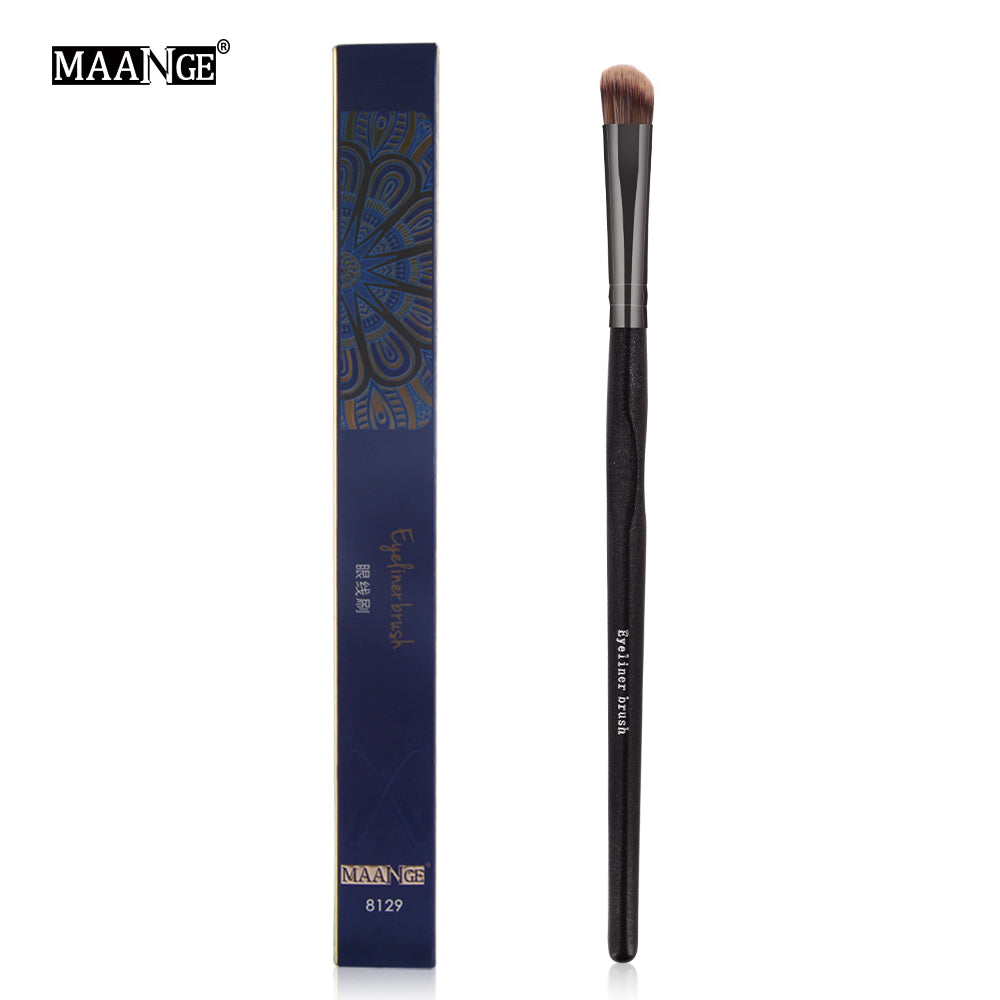 MAANGE 1pcs Bevel angle Eye Shadow Brush Eyes Corner Facial Nasal Shader Makeup Brushes For
