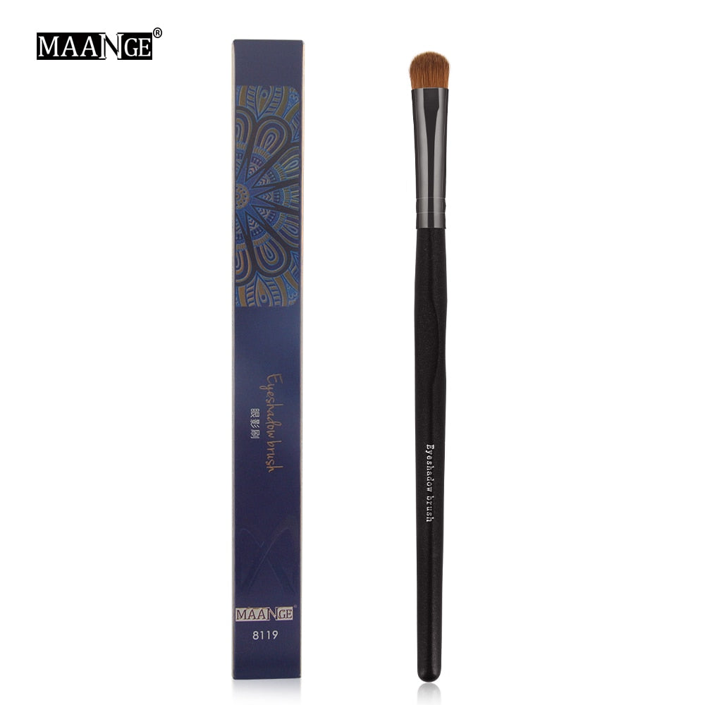 MAANGE Eyeshdow Makeup Brush 1 Pcs Soft Pigmented Eyes Shadow Powder Concealer Make Up Cosmetic