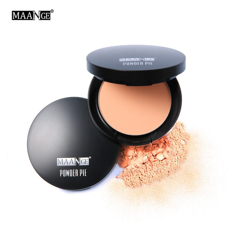 MAANGE Face Makeup Pressed Powder Bronzer Palette Contour Concealer Make Up Powder Highlighter