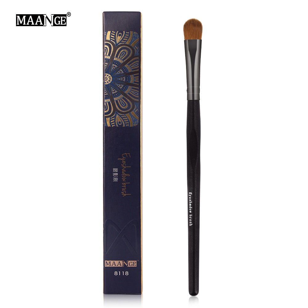 MAANGE Professional Eyeshdow Makeup Brush Soft Eyes Shadowing Pigmented Make Up Brush Shader Powder