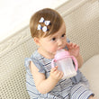 MIXIU 4pcs/set Cute Children Hair Clip Hair Accessories Headwear Baby Ribbon Bow Kids Baby Girls