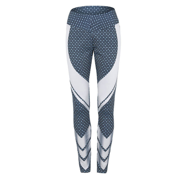 NORMOV Sexy Printed Leggings Women High Waist Legging Femme Push Up Female Leggings Fitness Clothing Arrows Print Jeggings