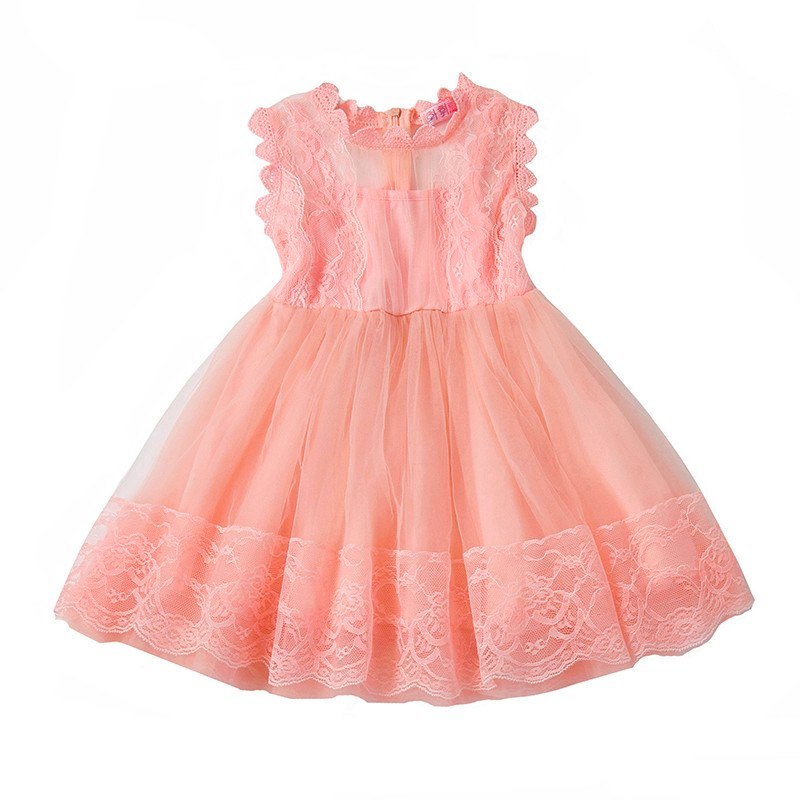 b0f1e1d377ed New 2018 Summer Girl Dresses Kids Chiffon Princess Dress For Girls ...