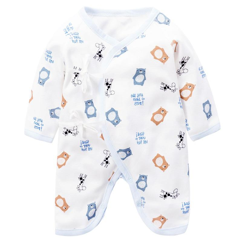 226863e1d6e6 New Born Baby Clothes 0-3month Pure Cotton Rompers Summer Baby ...