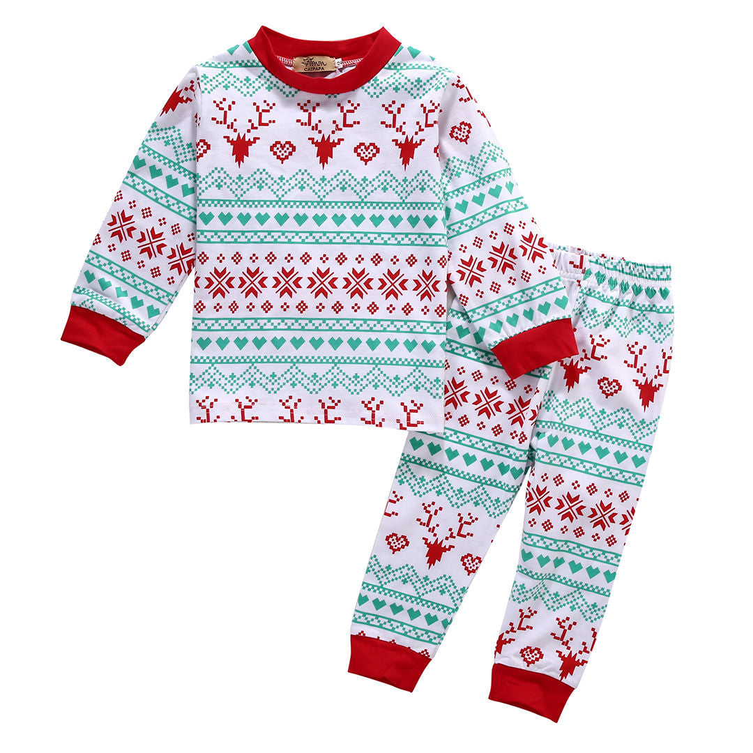 6e969cd0781f New Christmas infant toddler children kids xma Baby Girls Boy ...