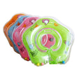 New Design Baby Swimming Accessories Neck Ring Inflatable Bath Shower Ring Baby Swimming Ring Safety Comfortable Float Circle