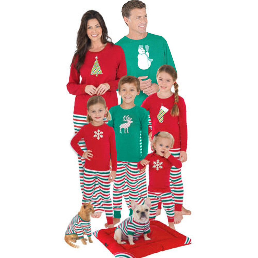 Plus Size Christmas Pajamas.New Fashion 2017 Family Christmas Pajamas For Family Plus Size Christmas Xmas Pijama Infantil