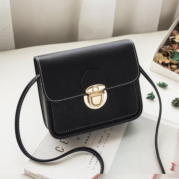 New Korea Style Women's Bag Small Square Bag Female Japan Edition Women Messenger Bag Mobile