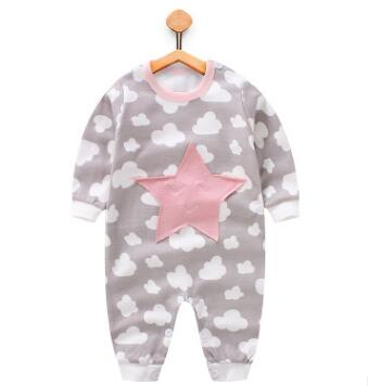 638fb78a5535 Newborn Baby Rompers for Baby Girls Boys Clothes Cartoon Infant Boy ...