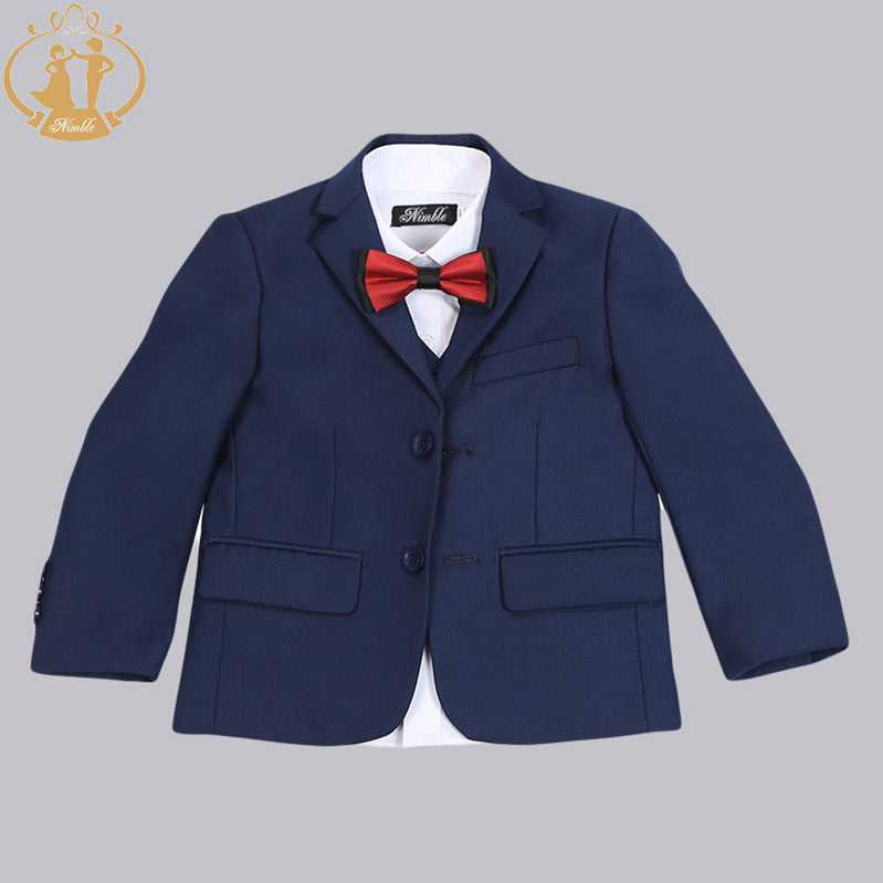 38a193569d518 Nimble boys suits for weddings boy suits formal Suit for boy costume ...