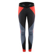 Patchwork Color Printed Sport Leggings Running Women Yoga Pants Stretched Gym Clothes Tight Pants