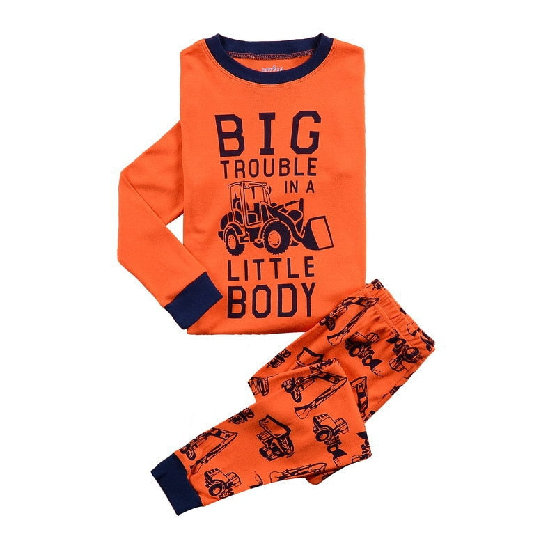 979024476 Preorder Baby Boy Personalized Applique Children Pajamas ...