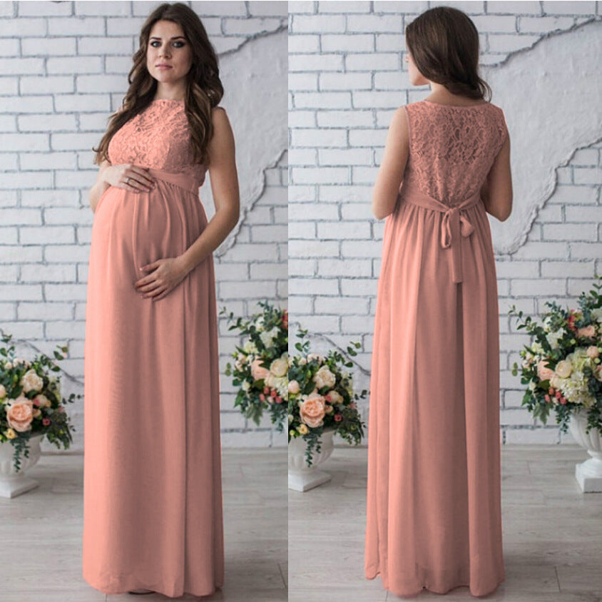 6e00a4829f085 Pretty Party Princess Maternity Dresses Clothes Maternity Photography – Beal  | Daily Deals For Moms