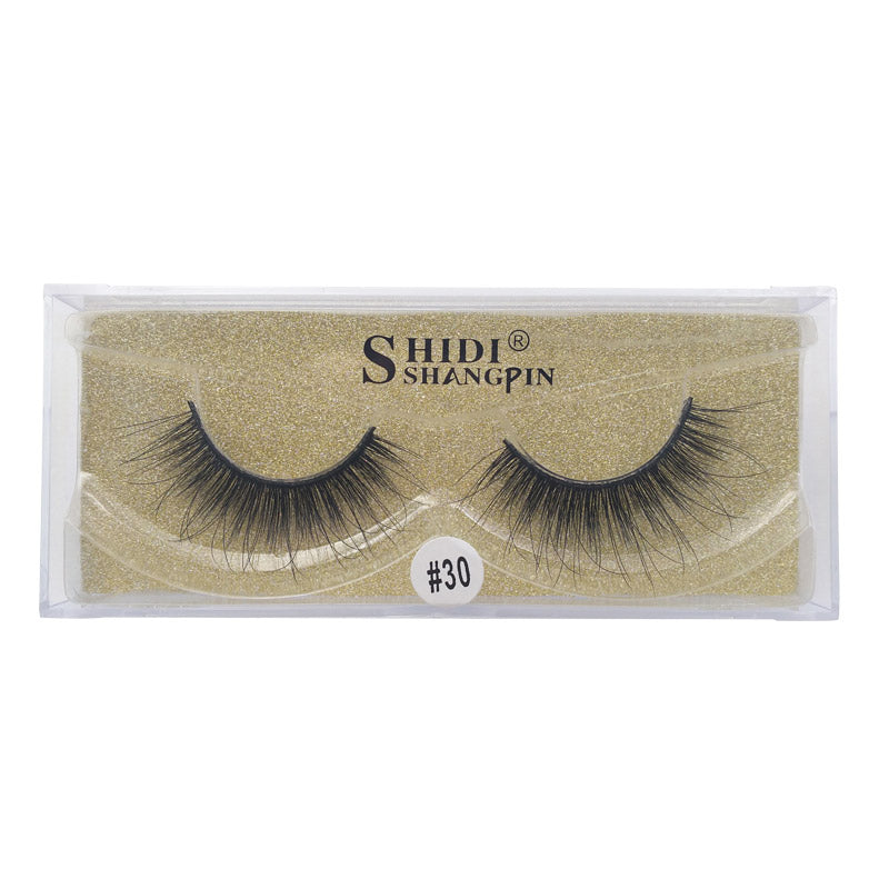 4ee722b3a3d SHIDISHANGPIN 1 pair mink eyelashes natural long makeup false lash 3d mink  lashes full strip lashes 1 pair eyelashes 1cm-1.5cm – Beal | Daily Deals  For Moms