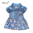 Startist Baby Girl Dress Spring Baby Denim Dress For Infants Casual Toddler Baby Dresses Girls Clothes Vestido Infantil