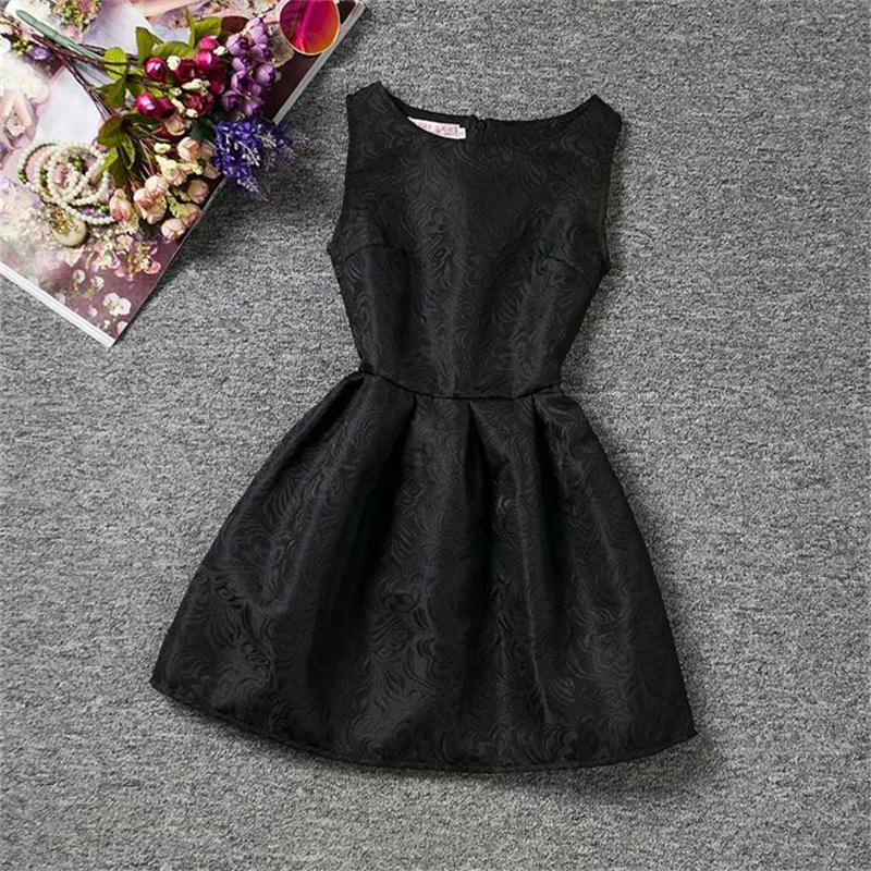 b1d048fece Summer Girls Princess Dresses Baby Kids Children  39 s Clothing Girl School Dress  Teenagers Girls Party Wear Dress For 6 To 12 Years – Beal