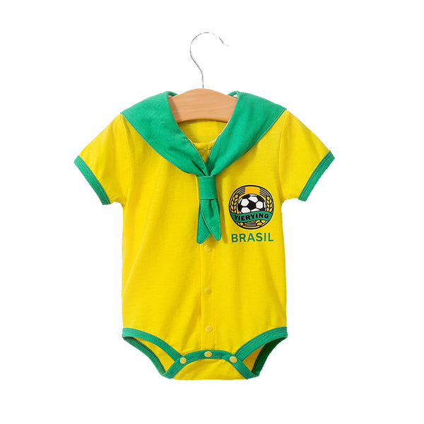 Football Pattern Clothing