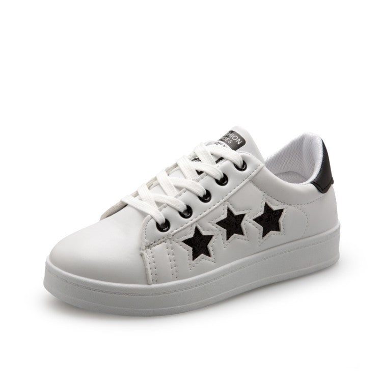 white casual shoes for girl