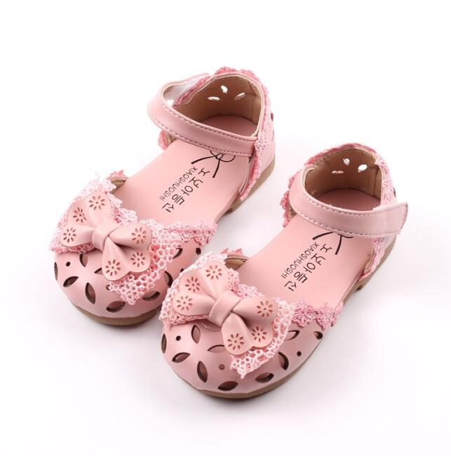 Balalei 2019 Summer Lovely Casual Shoes Sandal Shoes 9 Style Solid Tassel Hook Candy Color Solid Shoes Outfit 0-18M Baby Shoes,Rose Red,0-6 Months