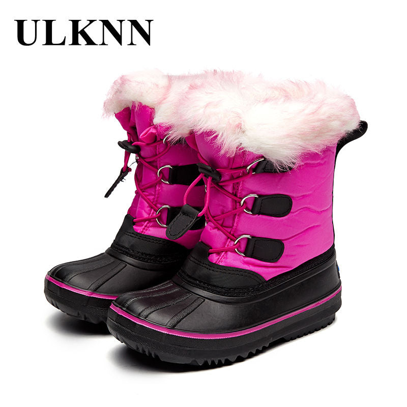 kids winter boots girls