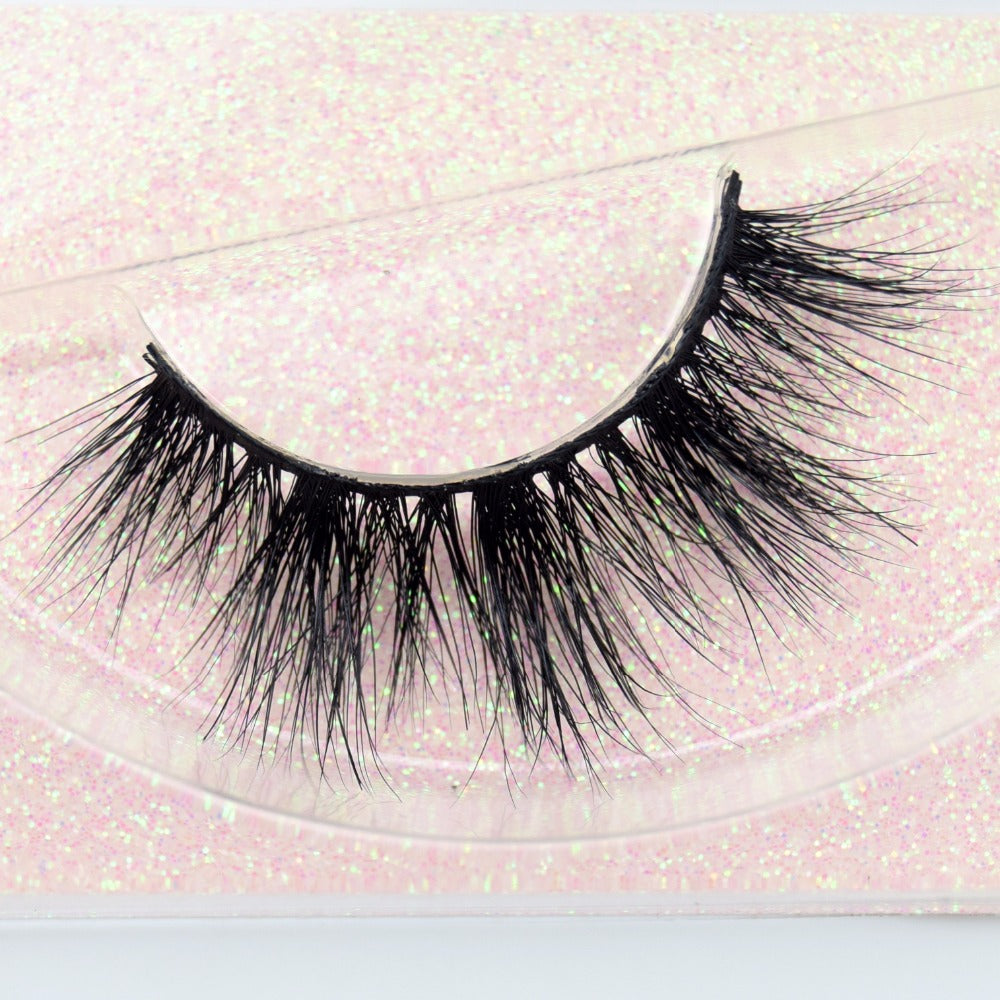 459557ee056 Visofree Mink Lashes 3D Mink Eyelashes 100% Cruelty free Lashes Handmade  Reusable Natural Eyelashes Wispies False Lashes Makeup – Beal | Daily Deals  For ...