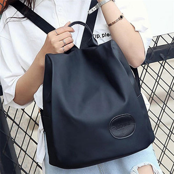 Women Leather Backpacks Schoolbags Travel Shoulder Bag High Quality Youth Leather Backpacks for