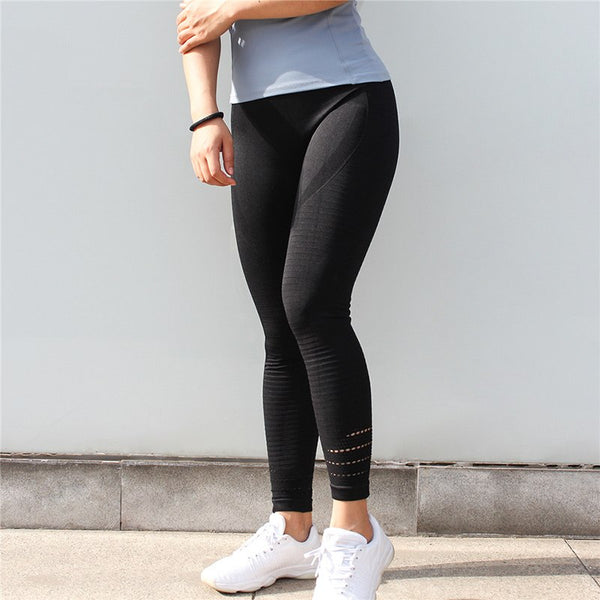 Women Seamless Leggings Tummy Control Sport Leggings Push Up Gym Leggings High Waist Leggings For