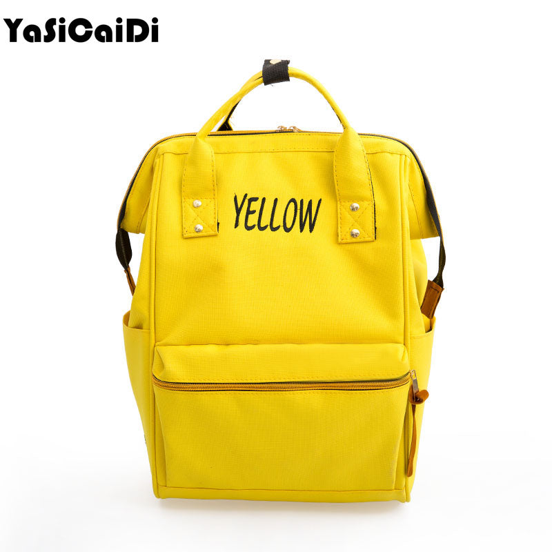 5cad0a79ec9 YASICAIDI Multifunction women backpack fashion youth korean style shoulder  bag laptop backpack schoolbags for teenager girls Sac – Beal   Daily Deals  For ...