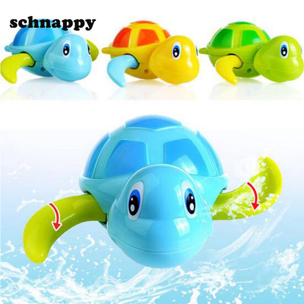 baby swimming accessoire piscine Cute Cartoon Animal Tortoise baby swimming pool accessories random color