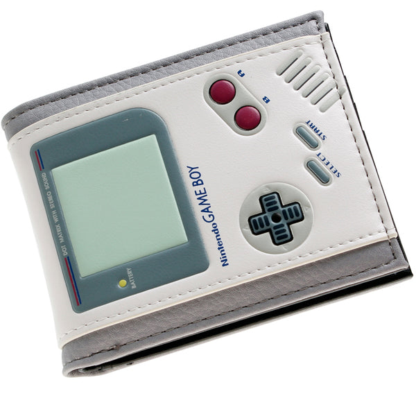 playstation wallet nintendo Game Boy white Bi - a Fold Wallet DFT-1510