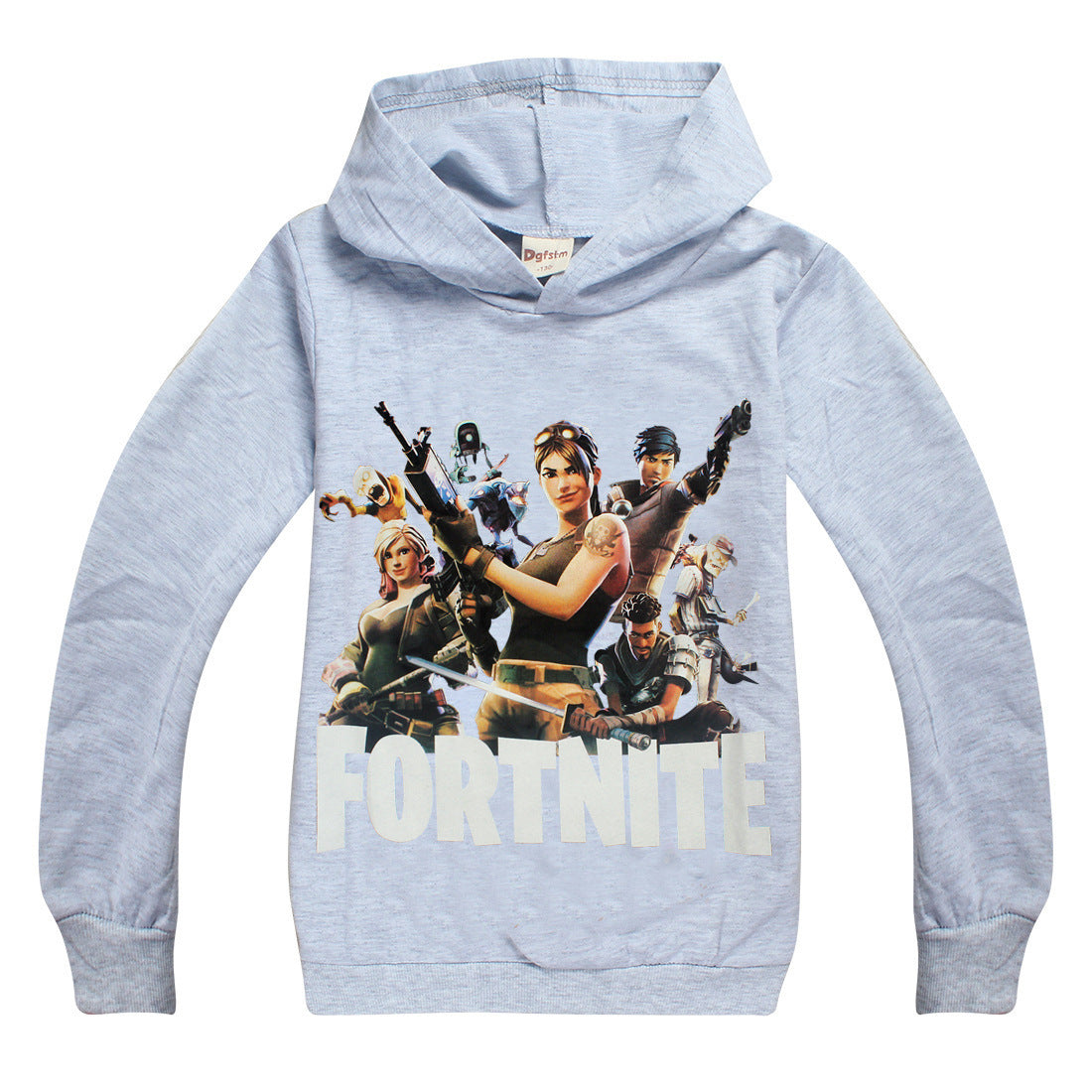 aacf92ee2ee roblox fortnite Minecraft Autumn My World Cartoon Long Sleeve T ...