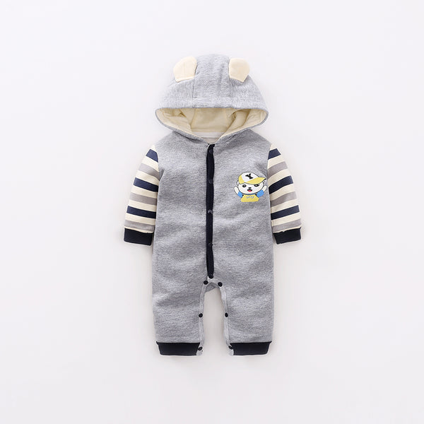 Hooded Cute Clothing