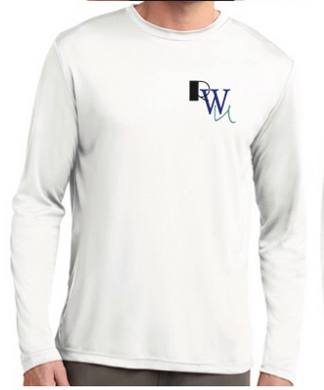 Rockport Warriors United Long Sleeve White Shirt