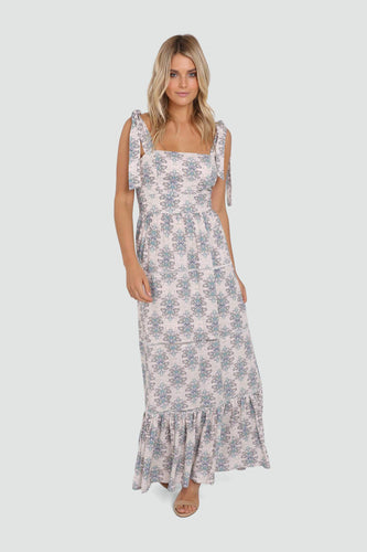 Evie Maxi Dress - Paisley