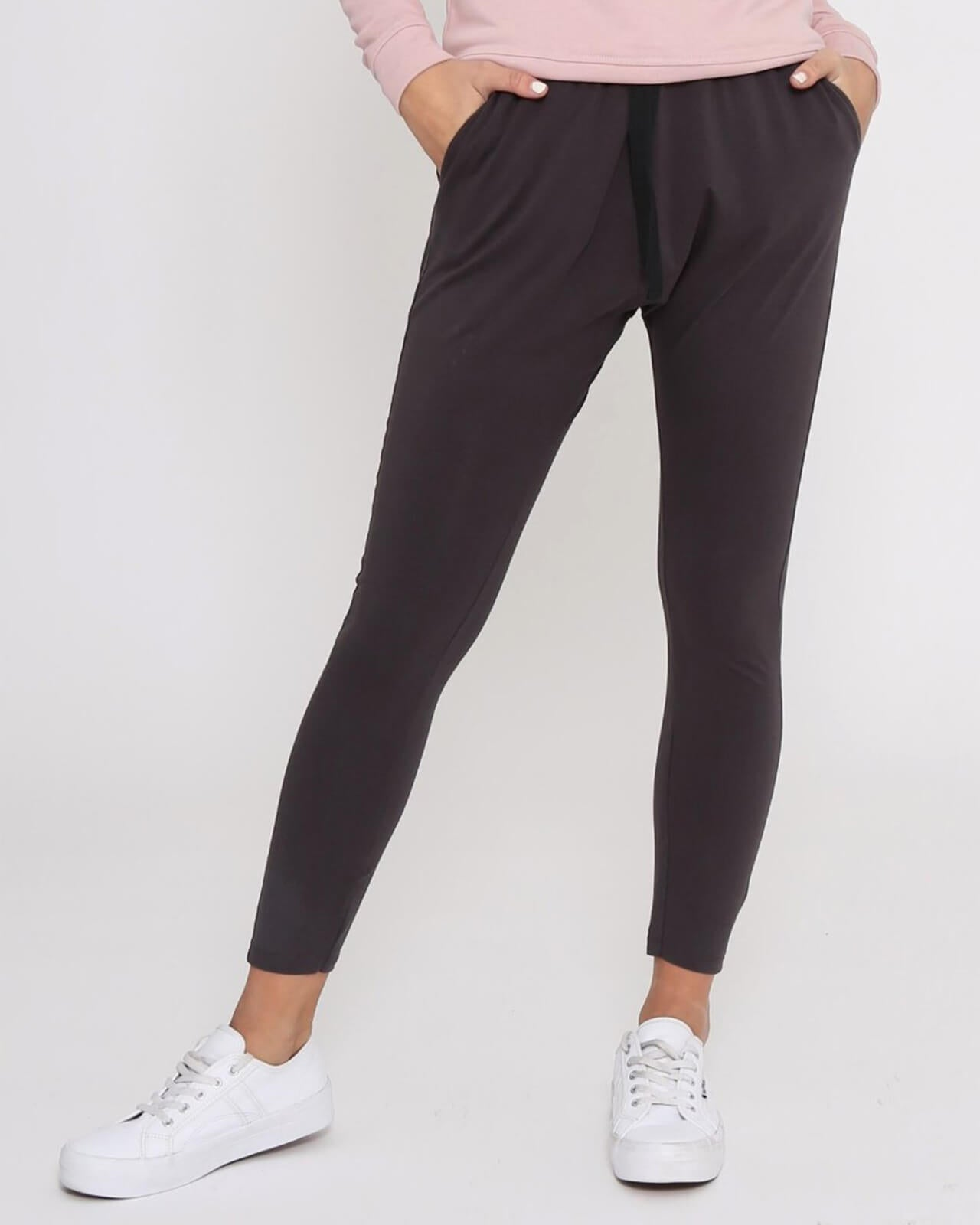 Jade Joggers - Dark Grey