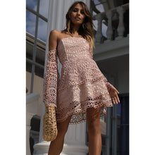 Butterfly Dress - Blush