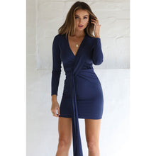MILA DRESS NAVY